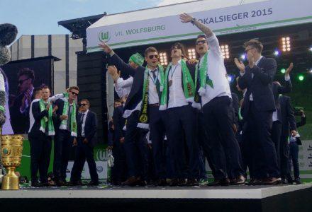 Das ist der mächtige VfL Wolfsburg